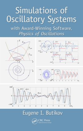 Simulations of Oscillatory Systems: with Award-Winning Software, Physics of Oscillations, 1st Edition (Pack - Book and Ebook) book cover