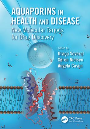 Aquaporins in Health and Disease: New Molecular Targets for Drug Discovery, 1st Edition (Paperback) book cover