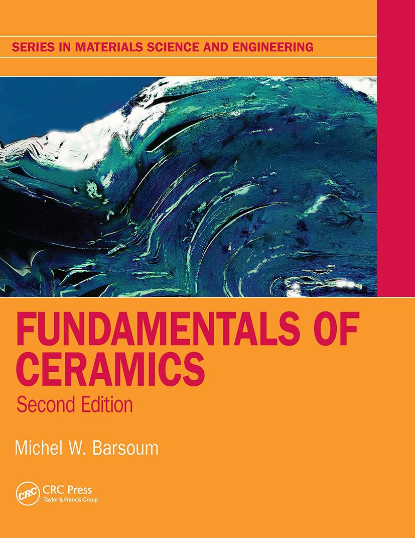 Fundamentals of Ceramics book cover
