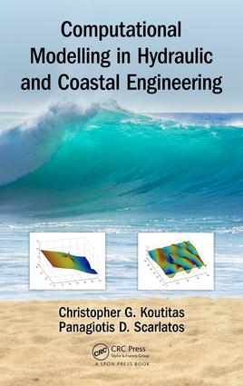 Computational Modelling in Hydraulic and Coastal Engineering: 1st Edition (Hardback) book cover