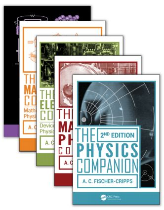 Fischer-Cripps Student Companion Set (5 Volumes): 1st Edition (Paperback) book cover