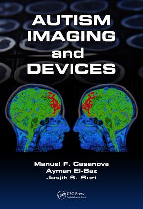 Autism Imaging and Devices: 1st Edition (Hardback) book cover