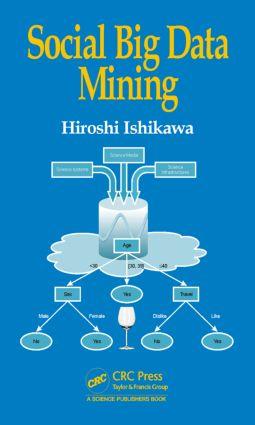 Social Big Data Mining: 1st Edition (Hardback) book cover