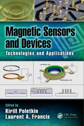 Magnetic Sensors and Devices: Technologies and Applications, 1st Edition (Hardback) book cover