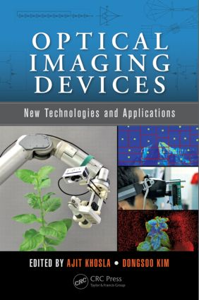 Optical Imaging Devices: New Technologies and Applications, 1st Edition (Hardback) book cover