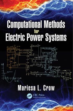 Computational Methods for Electric Power Systems: 3rd Edition (Hardback) book cover
