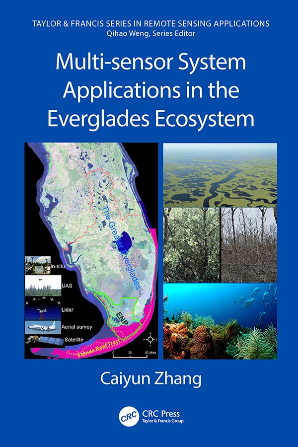 Multi-sensor System Applications in the Everglades Ecosystem book cover