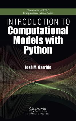 Introduction to Computational Models with Python book cover