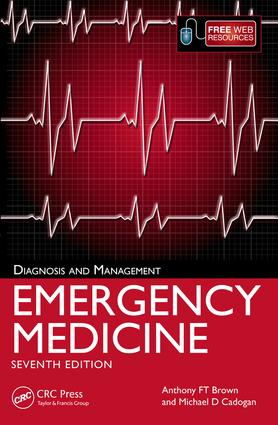 Emergency Medicine: Diagnosis and Management, 7th Edition, 7th Edition (Paperback) book cover