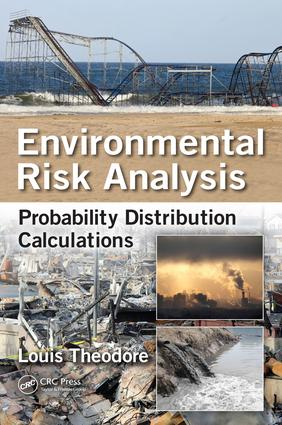 Environmental Risk Analysis: Probability Distribution Calculations, 1st Edition (Hardback) book cover