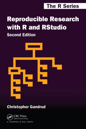 Reproducible Research with R and R Studio, Second Edition book cover