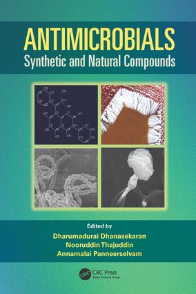 Antimicrobials: Synthetic and Natural Compounds, 1st Edition (Paperback) book cover