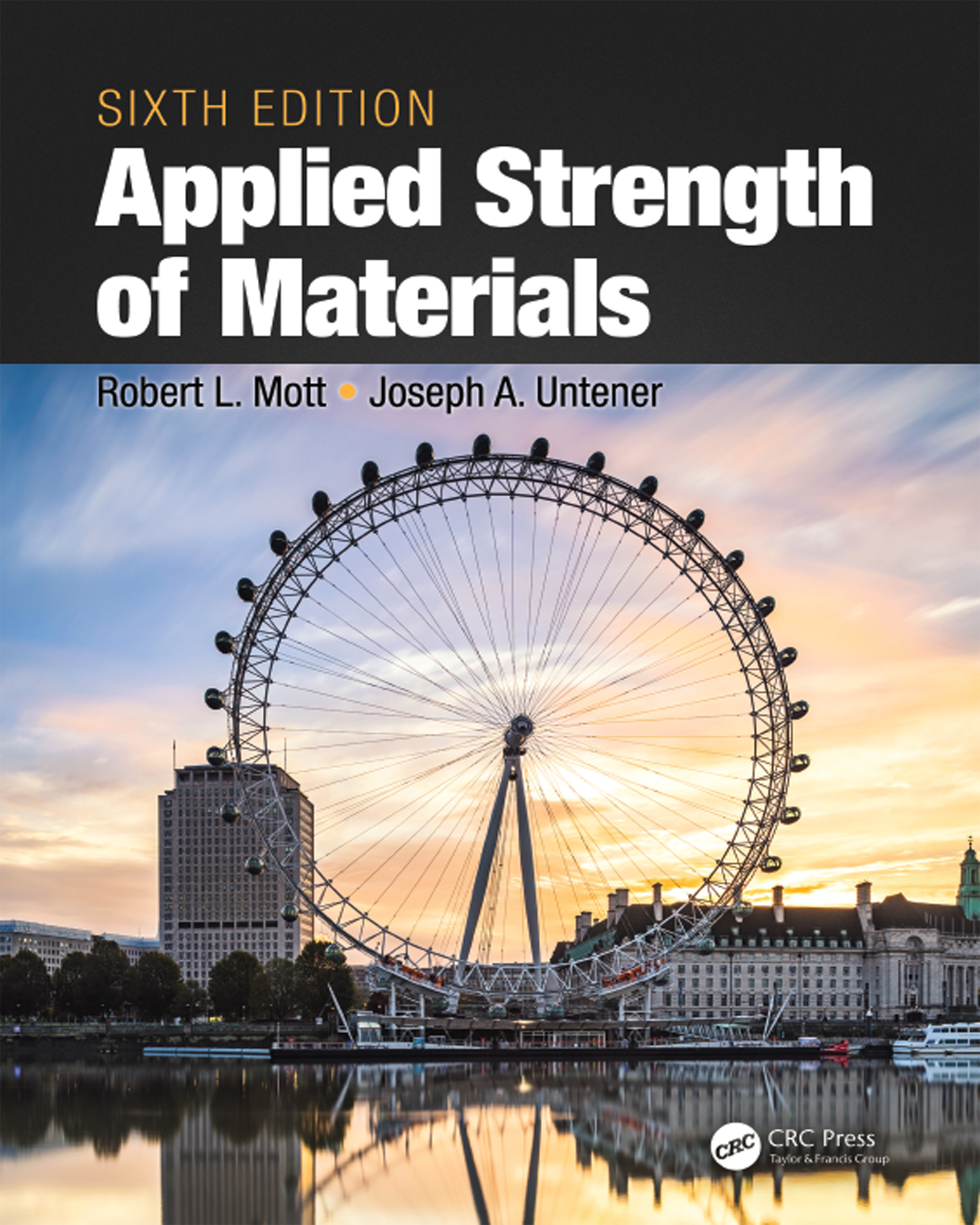 Applied Strength of Materials: 6th Edition (Hardback) book cover