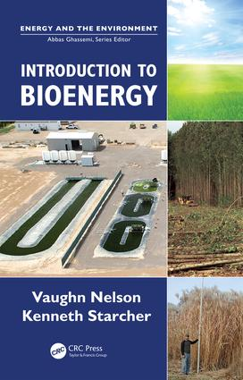 Introduction to Bioenergy book cover
