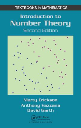 Introduction to Number Theory, 2nd Edition book cover