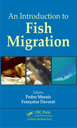 An Introduction to Fish Migration: 1st Edition (Hardback) book cover