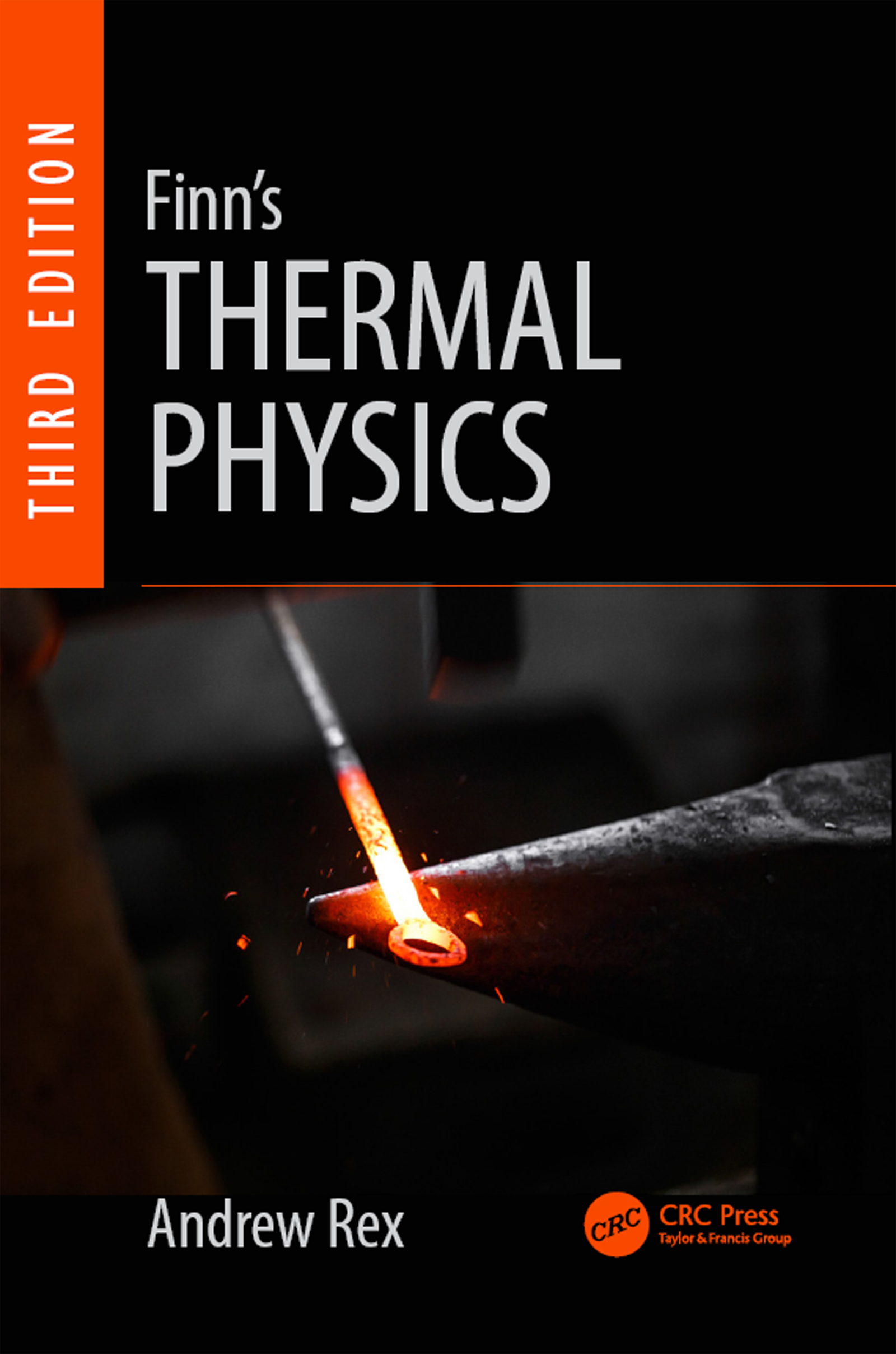 Finn's Thermal Physics: 3rd Edition (Paperback) book cover