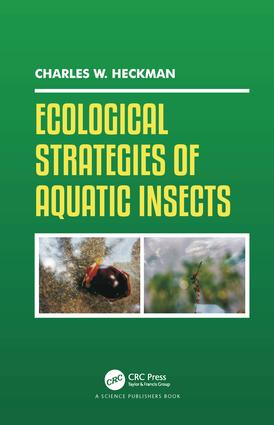 Ecological Strategies of Aquatic Insects: 1st Edition (Hardback) book cover