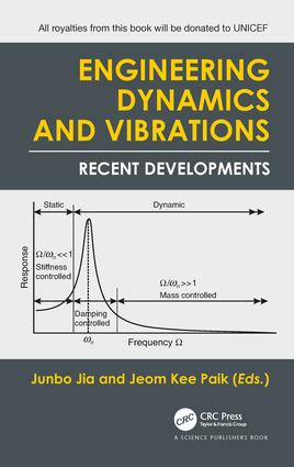 Engineering Dynamics and Vibrations: 1st Edition (Hardback) book cover