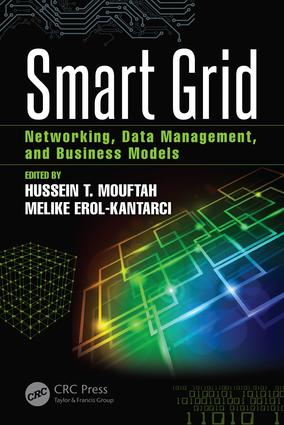 Smart Grid: Networking, Data Management, and Business Models, 1st Edition (Hardback) book cover