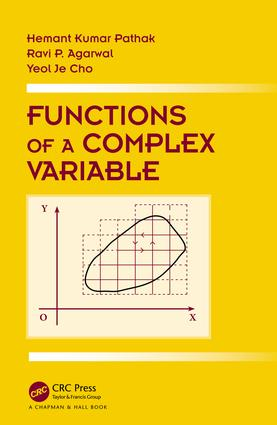 Functions of a Complex Variable: 1st Edition (Hardback) book cover