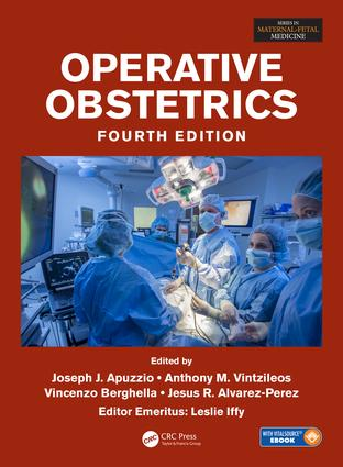 Operative Obstetrics, 4E book cover