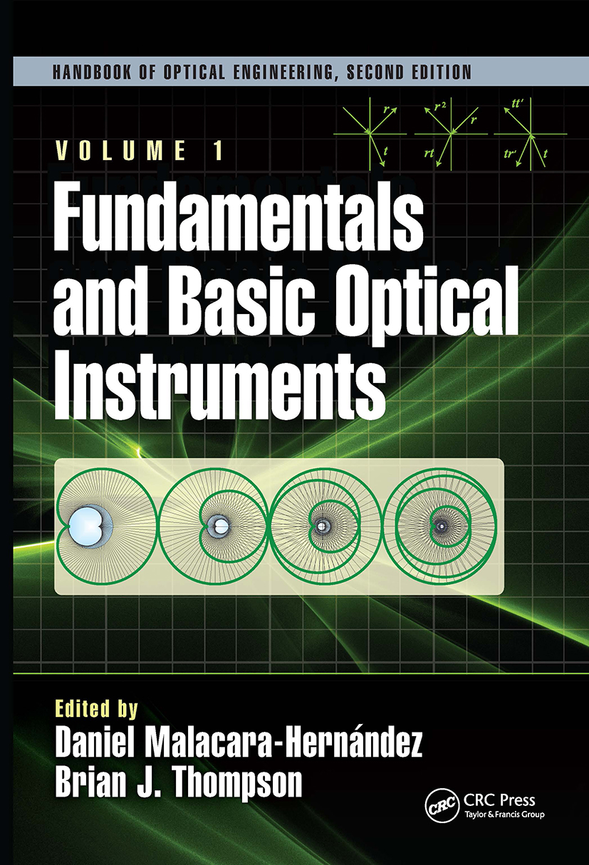 Fundamentals and Basic Optical Instruments: 1st Edition (Hardback) book cover