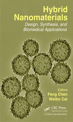 Hybrid Nanomaterials: Design, Synthesis, and Biomedical Applications, 1st Edition (Hardback) book cover