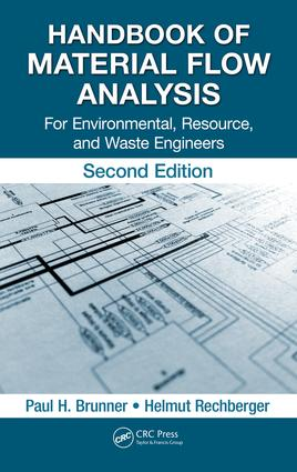 Handbook of Material Flow Analysis: For Environmental, Resource, and Waste Engineers, Second Edition, 2nd Edition (Hardback) book cover