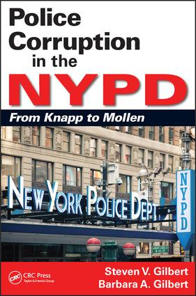Police Corruption in the NYPD: From Knapp to Mollen, 1st Edition (Paperback) book cover