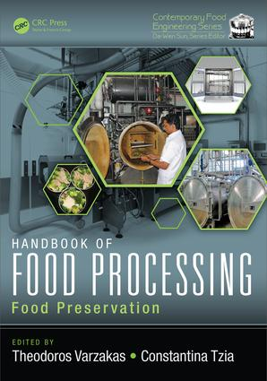 Handbook of Food Processing: Food Preservation book cover