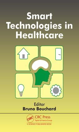 Smart Technologies in Healthcare book cover