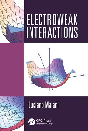 Electroweak Interactions: 1st Edition (Hardback) book cover