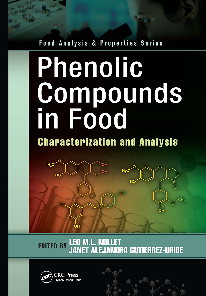 Phenolic Compounds in Food: Characterization and Analysis book cover