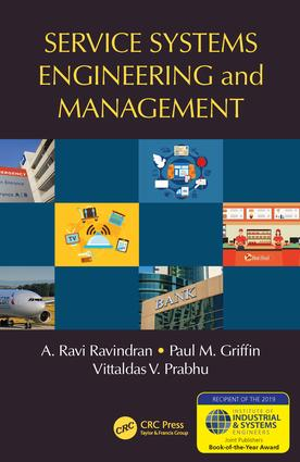 Service Systems Engineering and Management: 1st Edition (Hardback) book cover