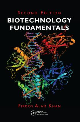 Biotechnology Fundamentals: 2nd Edition (Paperback) book cover
