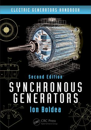 Synchronous Generators: 2nd Edition (Hardback) book cover
