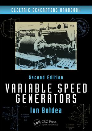 Variable Speed Generators: 2nd Edition (Hardback) book cover