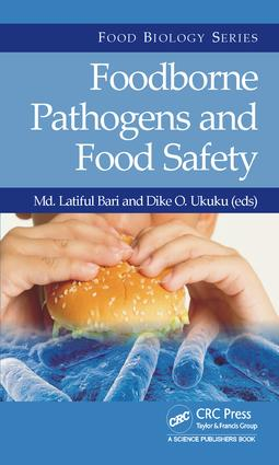 Foodborne Pathogens and Food Safety: 1st Edition (Hardback) book cover