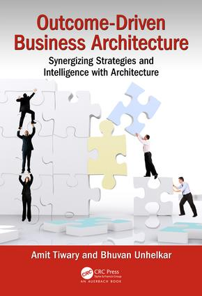 Outcome-Driven Business Architecture: Synergizing Strategies and Intelligence with Architecture book cover