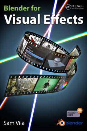 Blender for Visual Effects book cover
