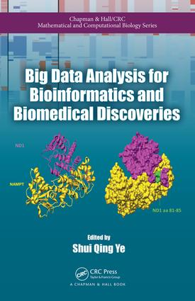 Big Data Analysis for Bioinformatics and Biomedical Discoveries book cover