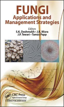Fungi: Applications and Management Strategies, 1st Edition (Hardback) book cover
