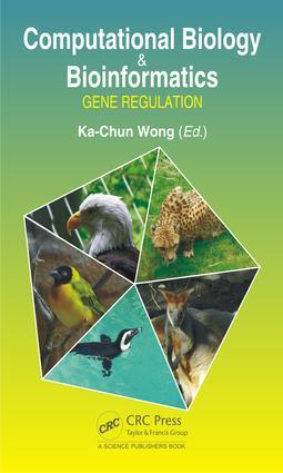 Computational Biology and Bioinformatics: Gene Regulation, 1st Edition (Hardback) book cover
