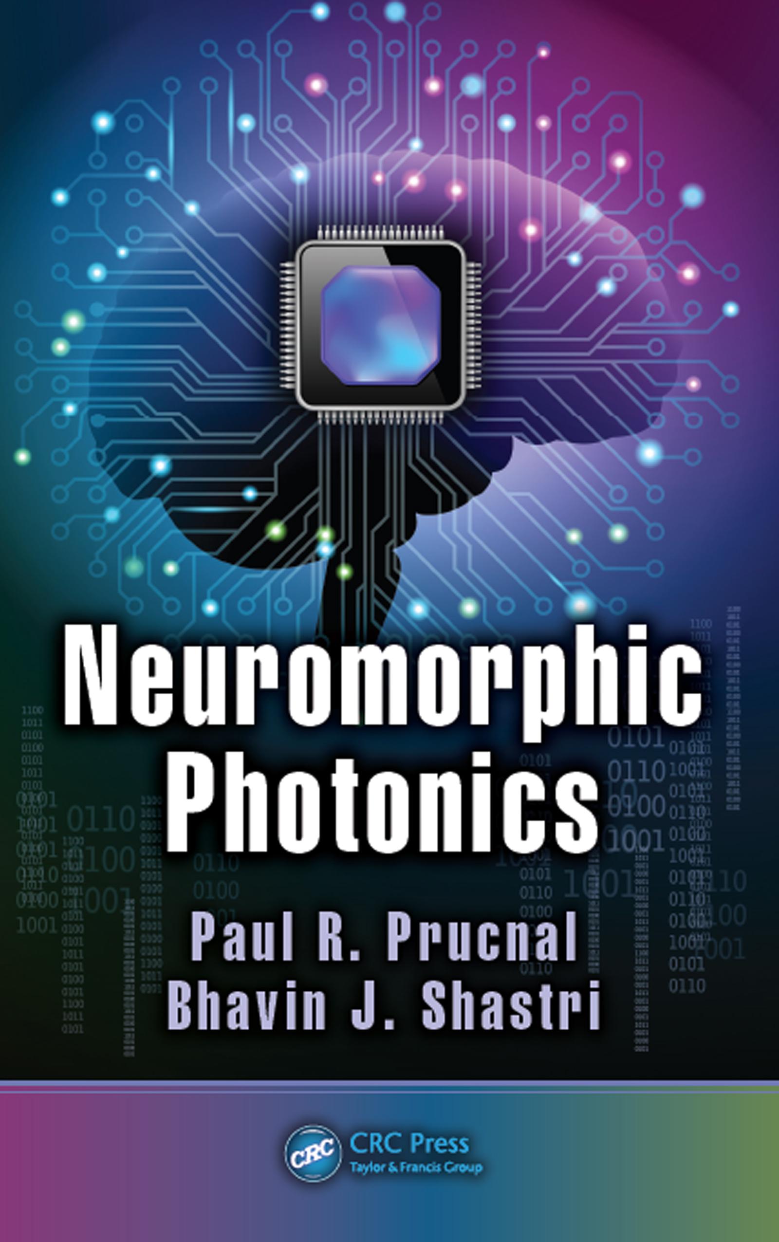 Neuromorphic Photonics: 1st Edition (Hardback) book cover
