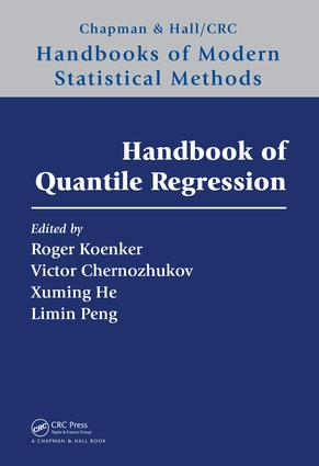 Handbook of Quantile Regression: 1st Edition (Hardback) book cover