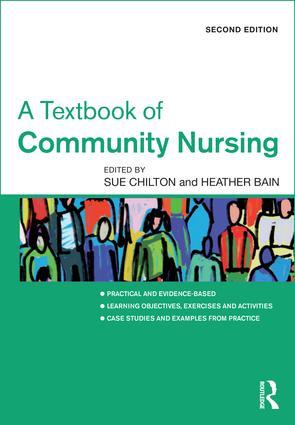 A Textbook of Community Nursing book cover