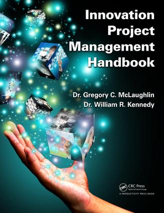 Innovation Project Management Handbook: 1st Edition (Paperback) book cover