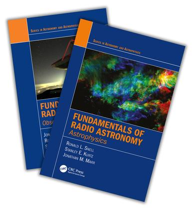 Fundamentals of Radio Astronomy: Observational Methods and Astrophysics - Two Volume Set, 1st Edition (Hardback) book cover