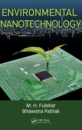 Environmental Nanotechnology: 1st Edition (Hardback) book cover
